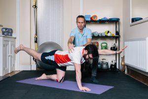 Jack McCall training