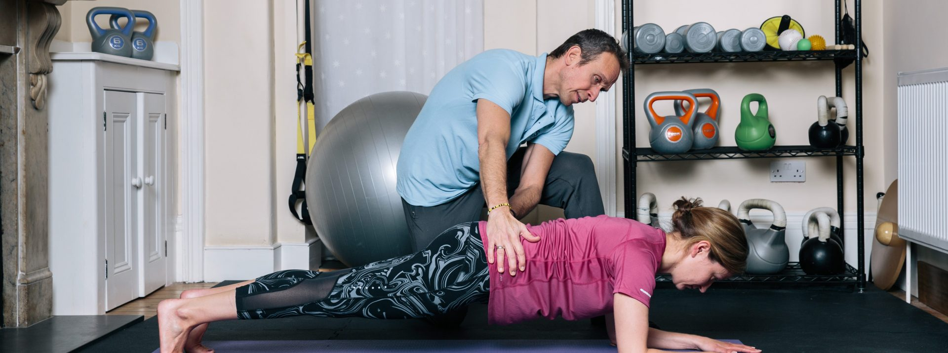 An integrated approach to health and fitness