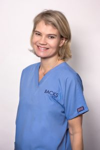 Sue McCall, Clapham Osteopath