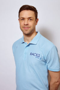 Meet The Team - Backs Etc Osteopathy